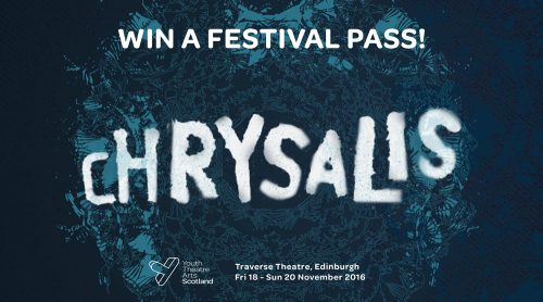 Win a Chrysalis festival pass!