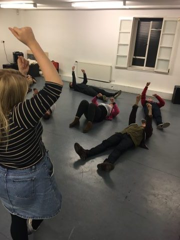 Jo Sharpe & Lyceum Youth Theatre