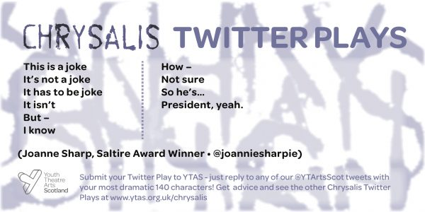 Twitter Plays Jo Sharpie Facebook Twitter - Chrysalis 2017 1200x600